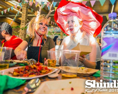 Shindig Feast Of Fables 2015